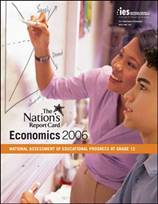 Image of the cover of the 2006 Economics report card